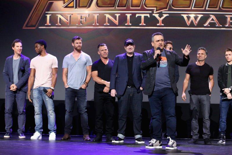 Kevin Feige Infinity War