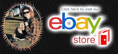 The Gits Merch on eBay!
