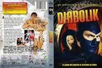 Danger: Diabolik (1968) - Caratula 2