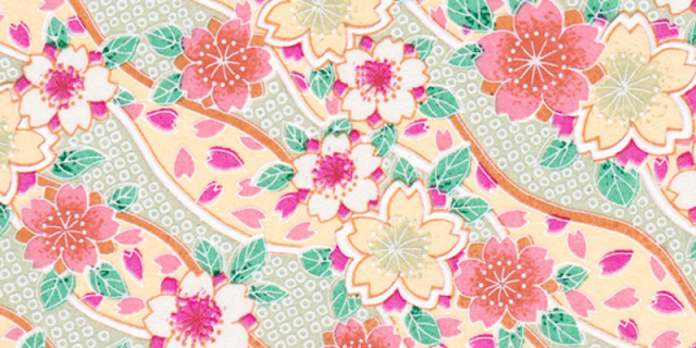 faire-part de baptême fille fleuri ballotin cadeau invité ruban papier japonais sur mesure raffiné fait main haut de gamme atelier fleur de pommier