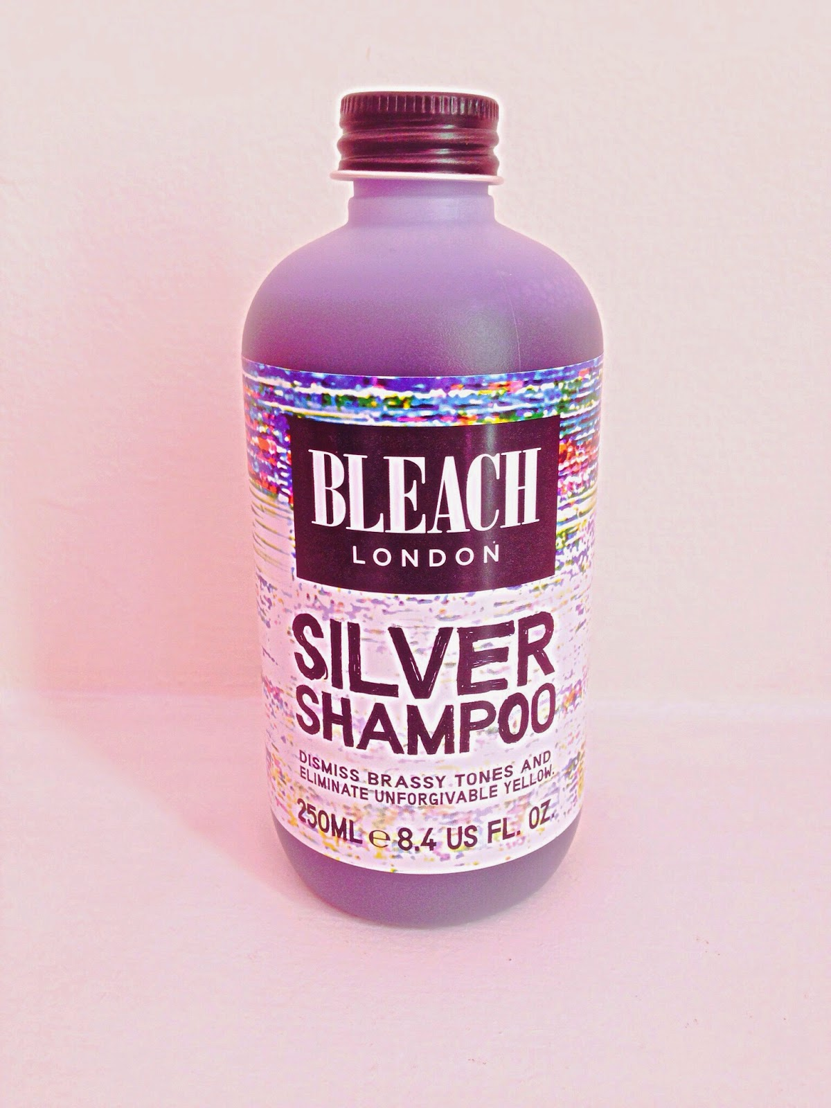 silver shampoo before and after
