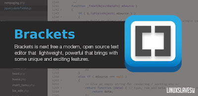 Brackets best free text editor for programming