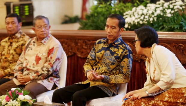 Kata Sri Mulyani: Gak Ada Presiden di Dunia Seperti Jokowi : Berita Terbaru Hari Ini