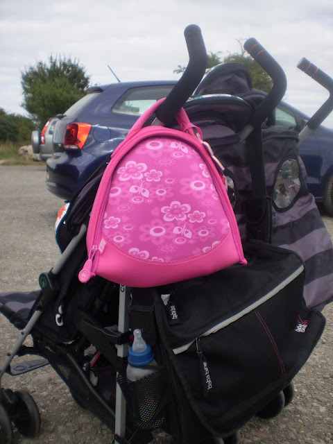 Bibetta Bag on stroller