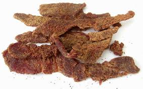 peppered ale beef jerky