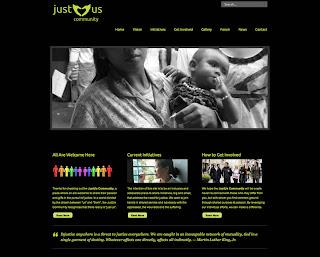 Click to visit JustUs Community website
