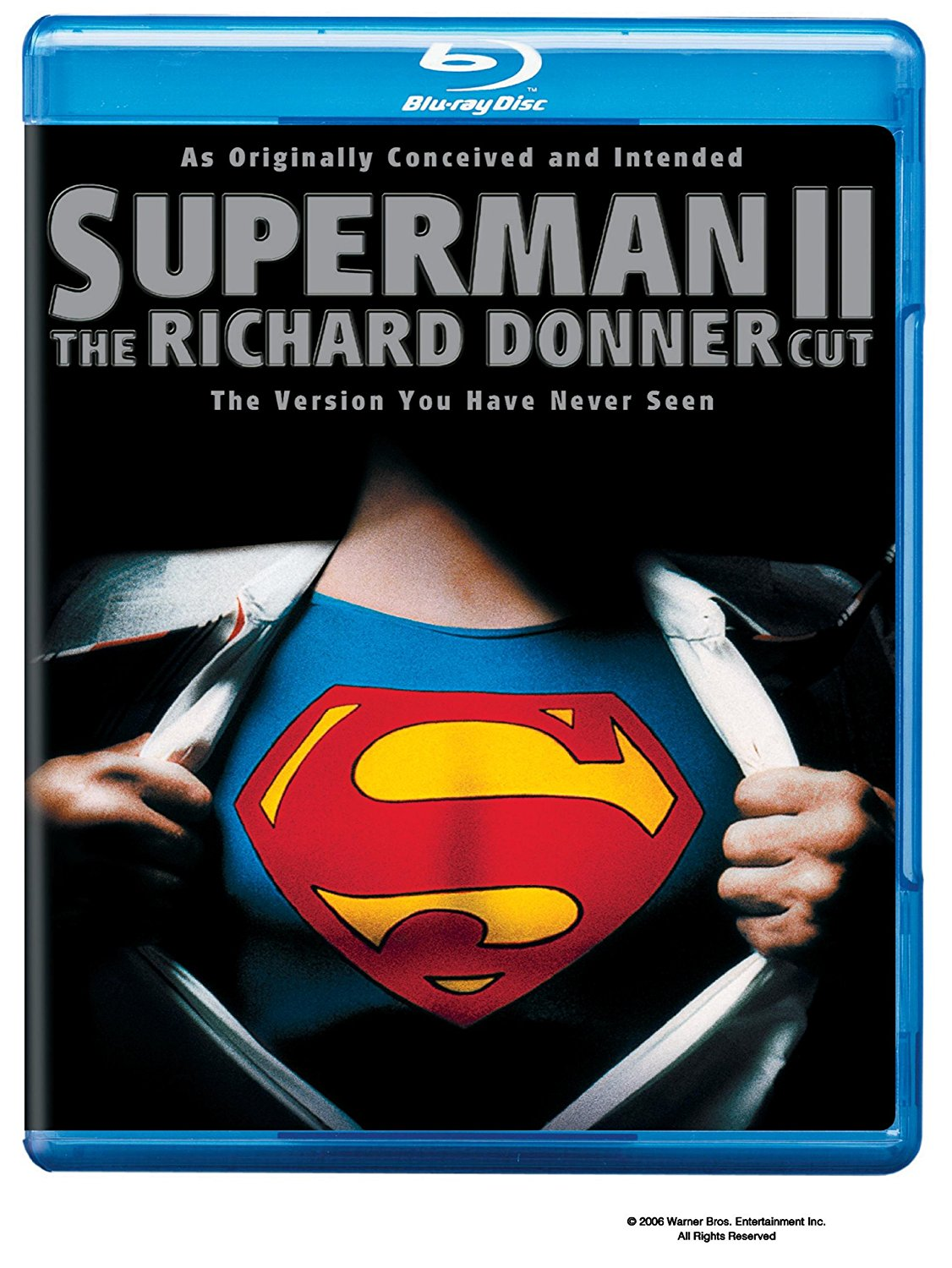 Superman II [The Richard Donner Cut] [2006] [BD25] [Subtitulado]