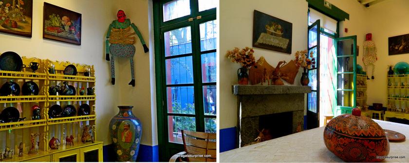 A fragata surprise cidade do m xico a casa de frida for Cuartos decorados de frida kahlo