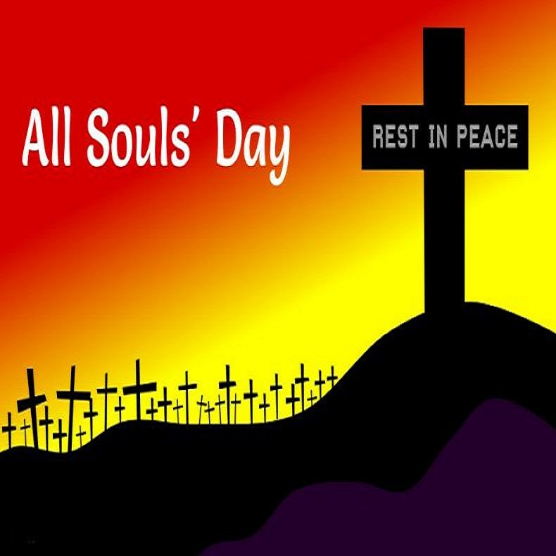 NOVEMBER 2 - The Commemoration of All the Faithful Departed, ALL SOULS