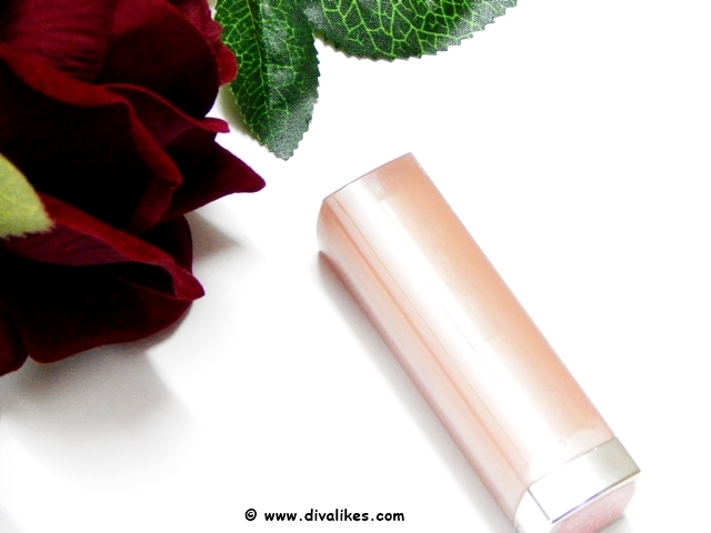 Maybelline Color Sensational Nude Lipstick
