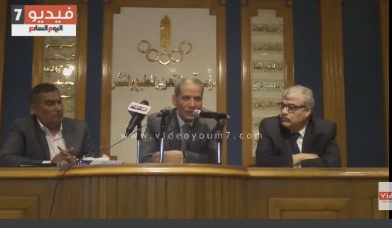 بالفيديو : وزير التعليم يحذر من اعطاء الدروس الخصوصية وسيتم فصل المعلم الذى يخالف القانون