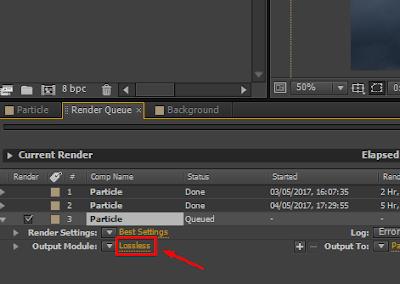 Cara Setting Audio After Effects Kualitas Terbaik
