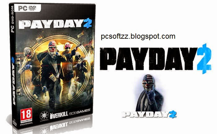 PayDay 2 Free Download KaOs for PC