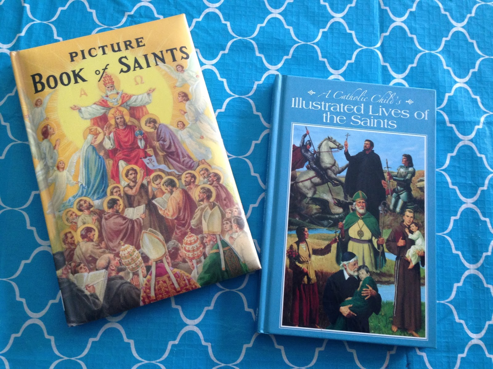 Look To Him And Be Radiant Favorite Saint Books For 9 12