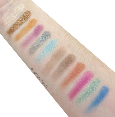 city color poolside swatches | the beauty puff