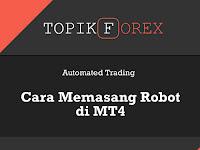 Cara Memasang Robot di Metatrader 4