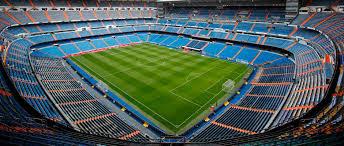 Santiago Bernabeu 5 Stadion Termewah Di Dunia