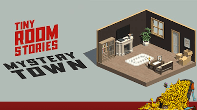 Tiny Room Stories: Mystery Town (all Unlocked) APK for Android