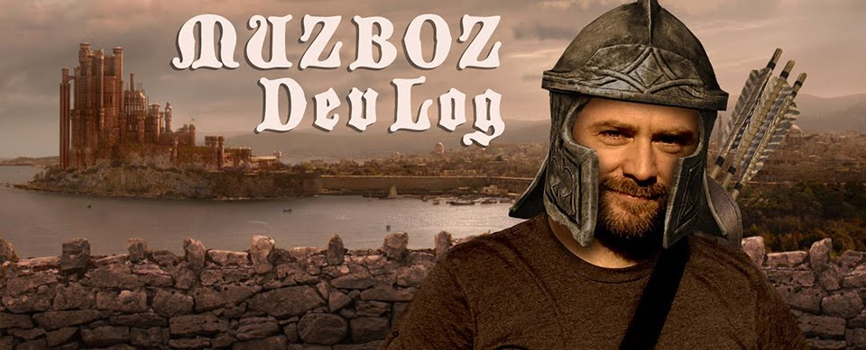 MUZBOZ Dev Log