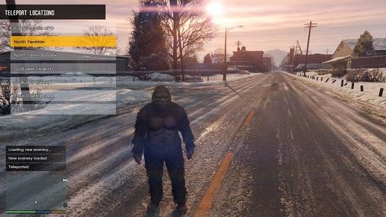 GTA V PC Native Trainer Free Download