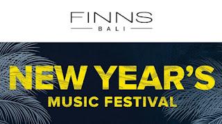 Finns Beach Club - New Years Music Festival