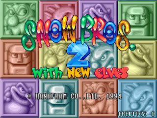 Snow Bros 2 Game Free Download Full Version