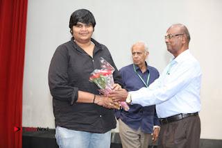 Iraivi Team Pos at 14th Chennai International Film Festival Event  0004.jpg