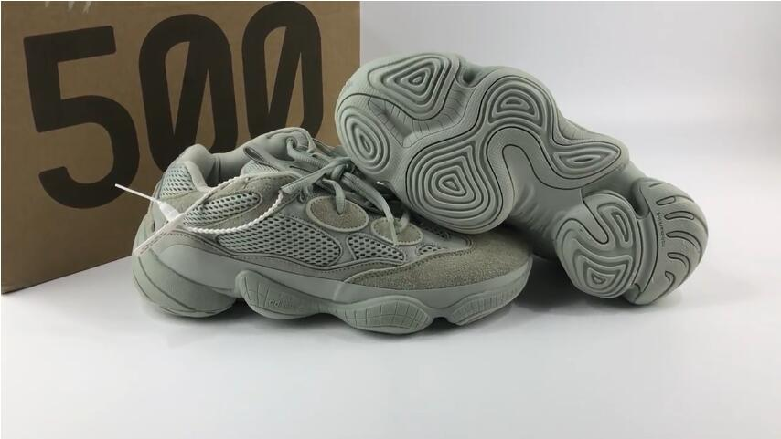 c5cbf97188148 Here is the video for you guys to have a closer look for Yeezy 500 Salt