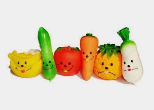 Comer verduras con imaginación