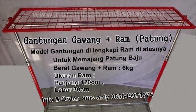Gantungan Gawang Ram
