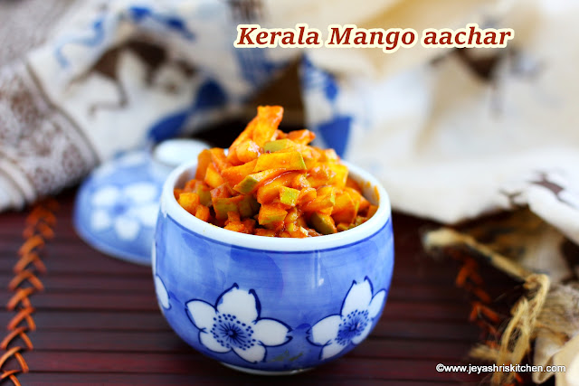 Kerala mango pickle