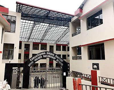 Ramakrishna Siksha Parishad in Darjeeling