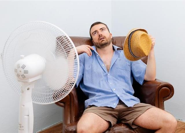 Με τη ζέστη γινόμαστε πιο γκρινιάρηδες και εγωιστές