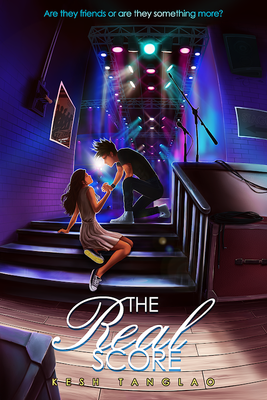 Excerpt: The Real Score (Gezellig #1) by Kesh Tanglao