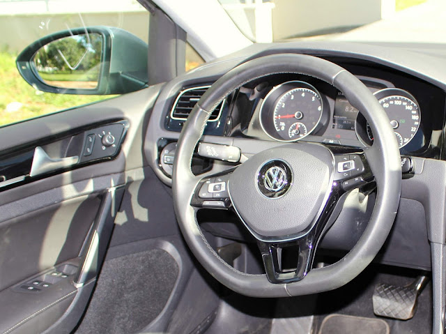 VW Golf 2018 Highline - interior