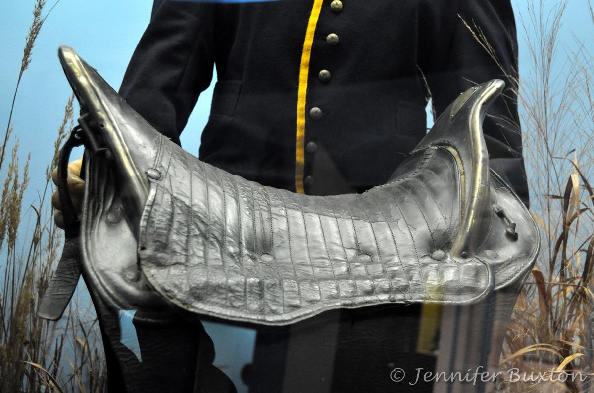 Braymere Custom Saddlery: McClellan saddles at the US