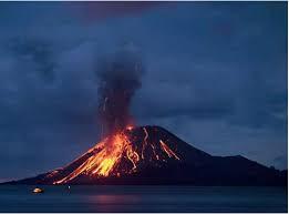 Teks Cerita Sejarah Gunung Krakatau Teks Sejarah Gunung Krakatau