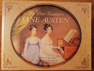 My Dear Cassandra, Austen's Letters, selected and introduced by Penelope Hughes-Hallett