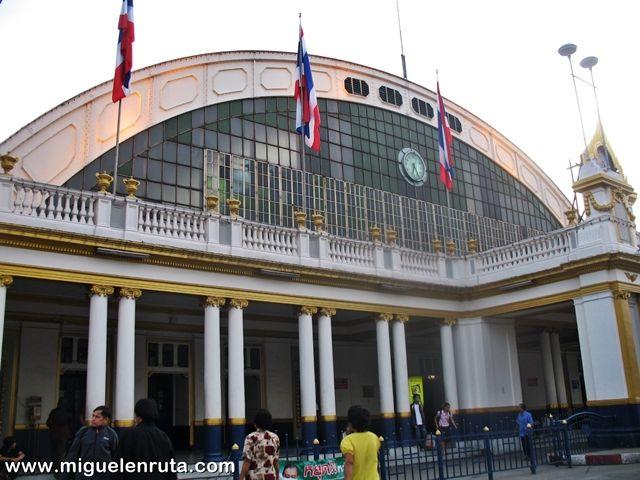 Estación-Hua-Lampong-Bangkok