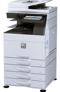 Sharp MX-5050N Printer Driver & Software Downloads