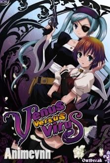 Venus Versus Virus -Thần Vệ Nữ Và Ác Quỷ -  2013 Poster