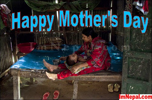 Happy+Mother's+Day+in+Nepali+Greeting+Cards