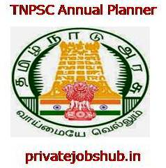 TNPSC Annual Planner