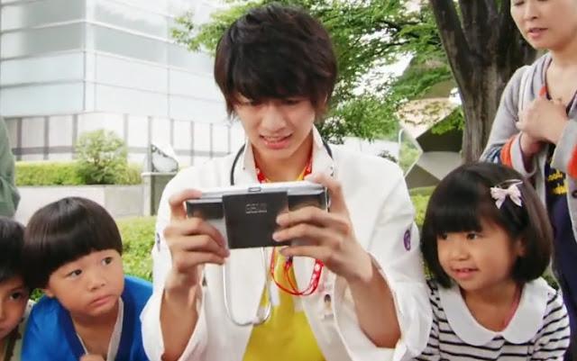 Kumpulan Game Tokusatsu PSP/PPSSPP Untuk Android dan PC