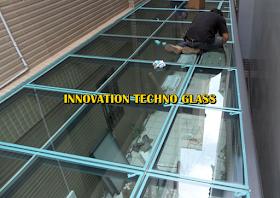 Cara Membuat Atap Kaca
