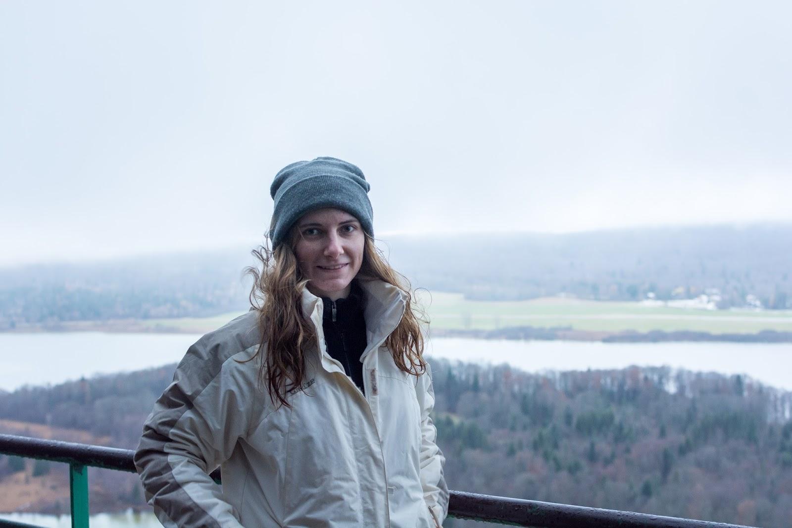 paysage, parc, Jura, automne, rando, belvédère, lacs, turquoise