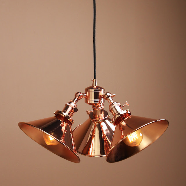 Copper Pendant Light Collections