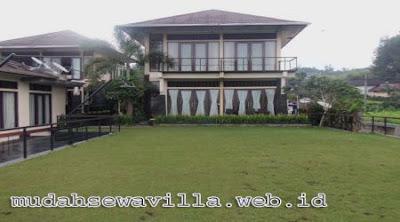 Villa Agung Di Kampung Daun Lembang Yang Bagus Nuansanya