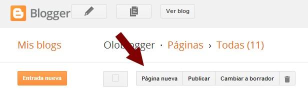 Crear una galeria de fotos en blogger 66
