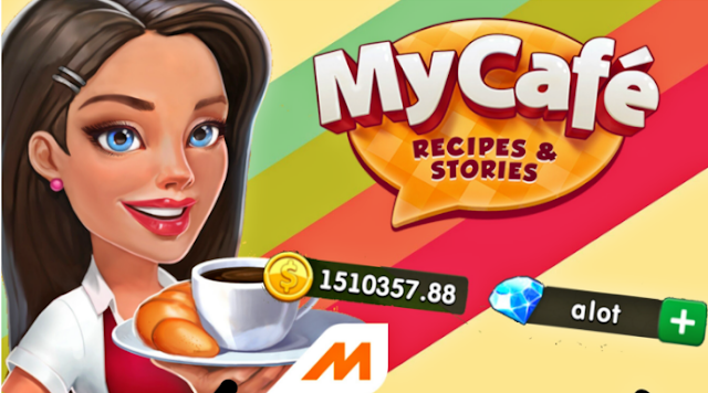 My Cafe: Recipes & Stories v2018.6.4 Mod Apk (Unlimited Money)